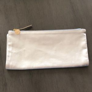 Clare Vivier Bags - CLARE V FOLD OVER METALLIC CLUTCH